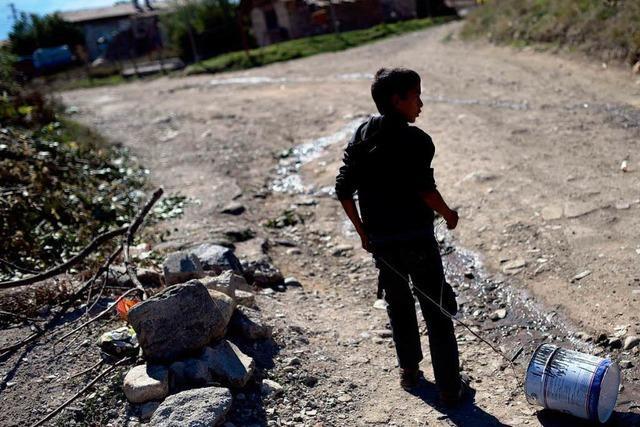 Wo sind 500 Kinder aus einem Heim in Griechenland?