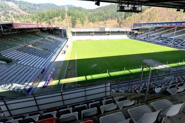 Stadt verschiebt Entscheidung über SC-Stadion auf Januar 2014