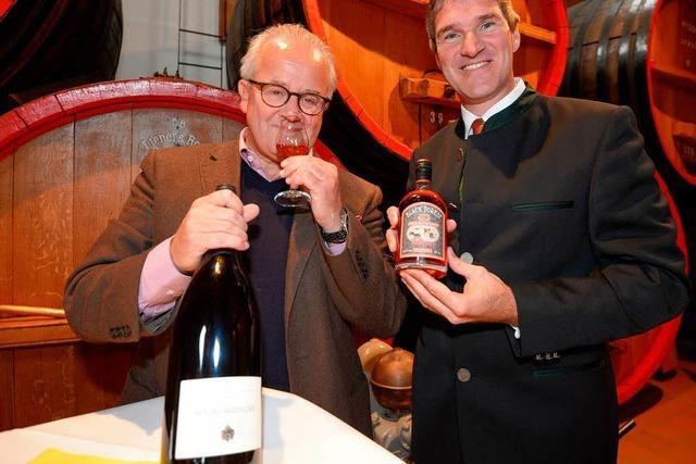 Rothaus kooperiert bei Whiskyproduktion mit Fritz Keller