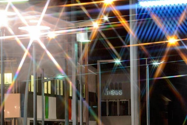 Leuchtenhersteller Hess bleibt mit bewährtem Namen erhalten