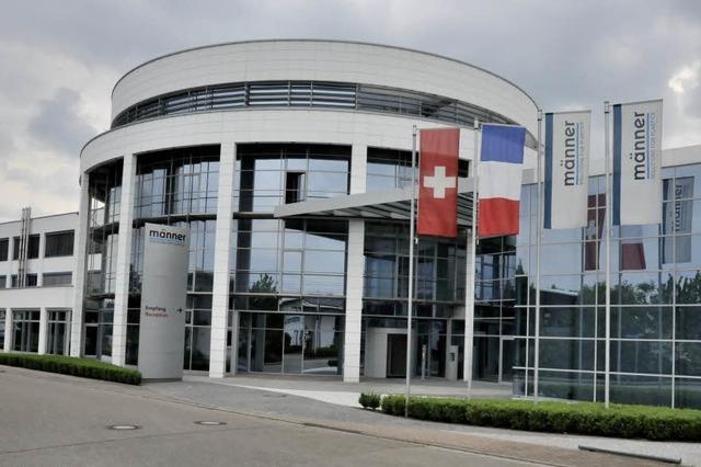 Bahlinger Maschinenbauer Männer an US-Firma verkauft