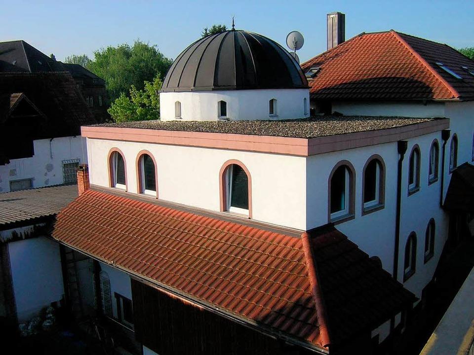 Die Moschee in Emmendingen...  | Foto: Gerhard Walser