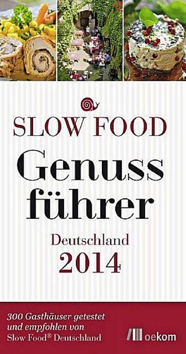 slow food genussführer  | Foto: bz
