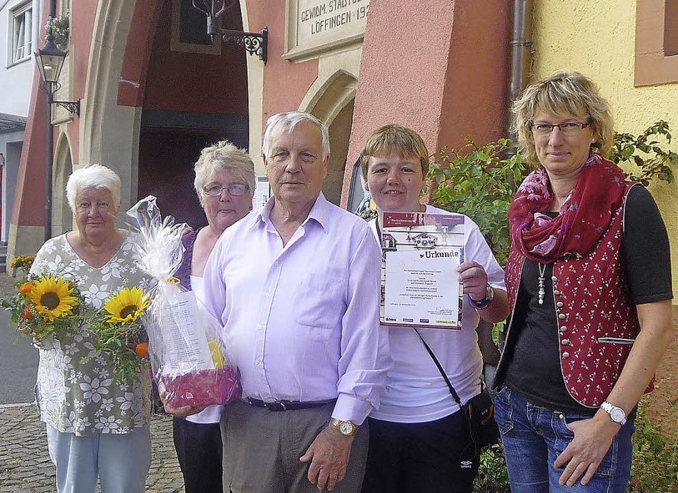 Seit 50 Jahren kommt die Familie Abram...iebermann von der Touristinformation.   | Foto: Privat