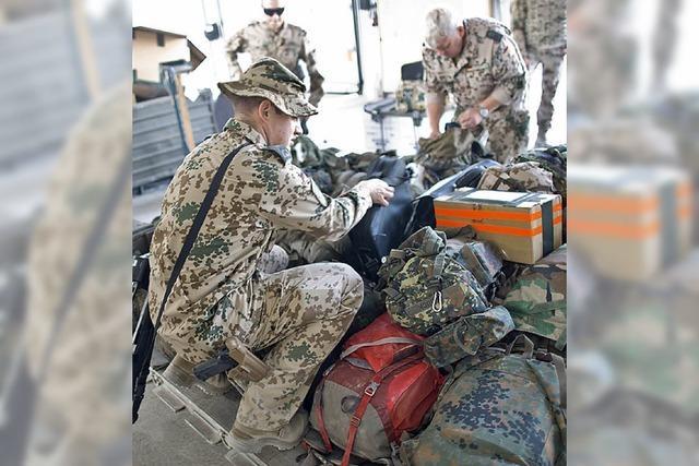 Deutsche Truppen in Afghanistan