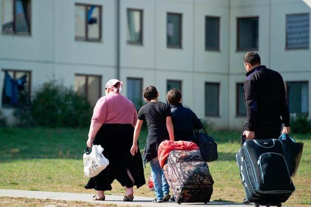 Freiburg hofft auf mehr Geld für die Flüchtlingsbetreuung