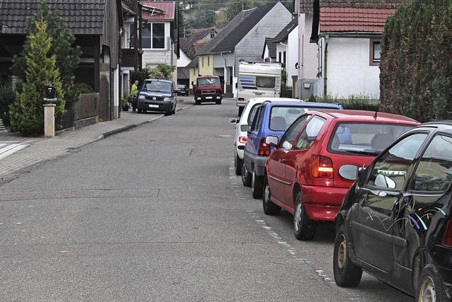 Verwaltung informiert über Straßensanierung