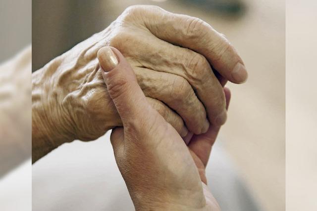 Damit Ältere im Ort bleiben