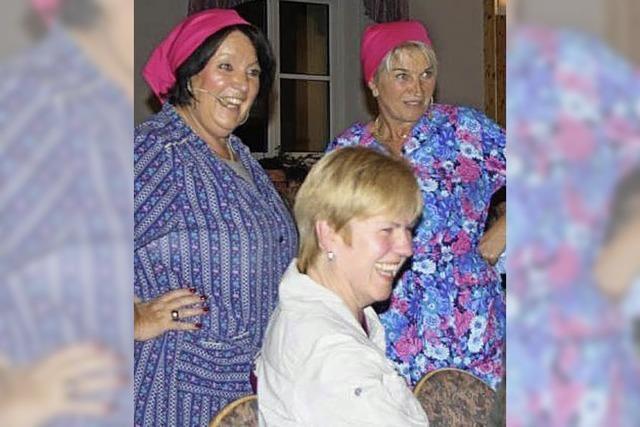 Powerfrauen mit Hitzewallungen in Lenzkirch