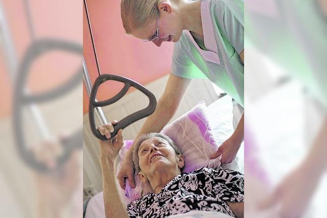 Pflegeheime vor Umbruch