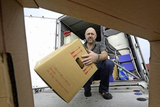 Erleben Umzugsunternehmen in Freiburg einen Boom?