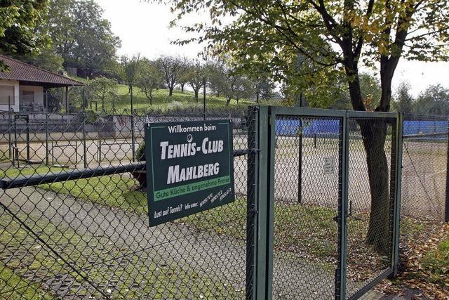 Neuer Club: TC Mahlberg/Kippenheim
