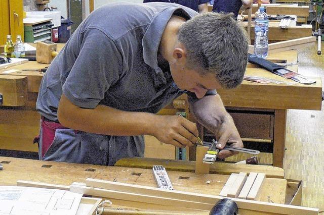 Ein Ansporn für junge Handwerker