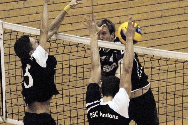 Volleyballer des VC Weil feiern erfolgreichen Start