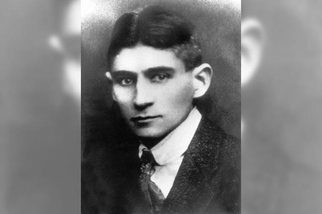 Kaupp versteigert Kafka-Brief für 154.000 Euro