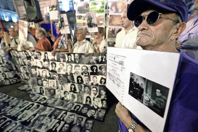 Argentinien jagt Folterer der Franco-Diktatur in Spanien