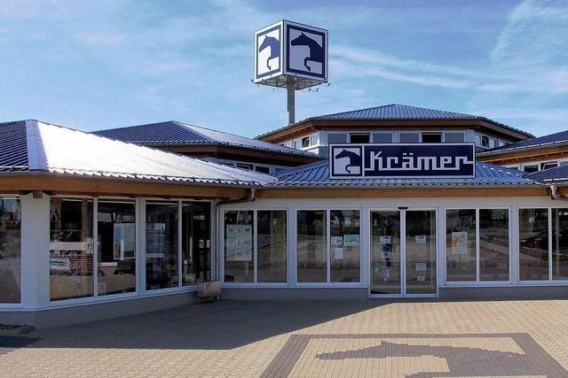 Krämer-Pferdesport eröffnet Niederlassung an der A5