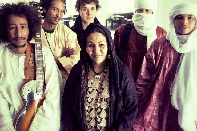 Tuaregband Tamikrest: Die Kraft der Gitarren