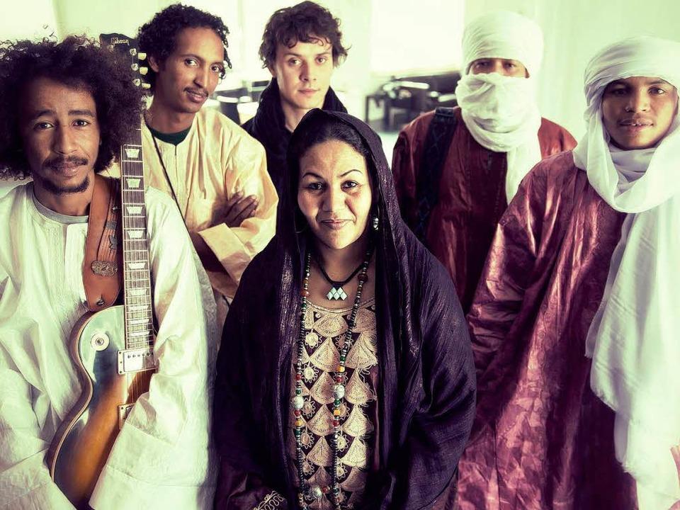 Tamikrest aus Mali   | Foto: promo