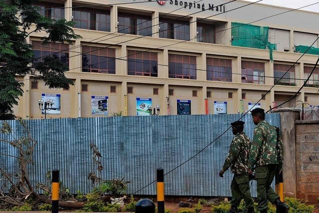Nairobi: Plünderungsvorwürfe gegen Soldaten