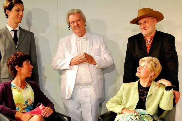 Alemannischen Bühne: Premiere mit Schönheitsfehlern