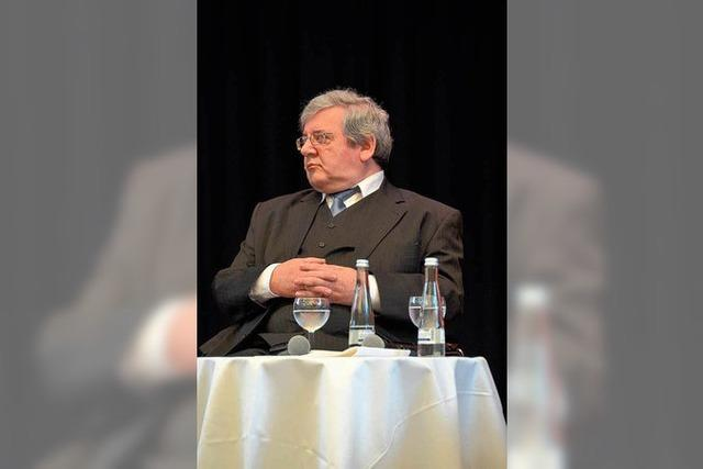 Bürgermeisterwahl Bad Krozingen: Frühauf will doch nicht mehr