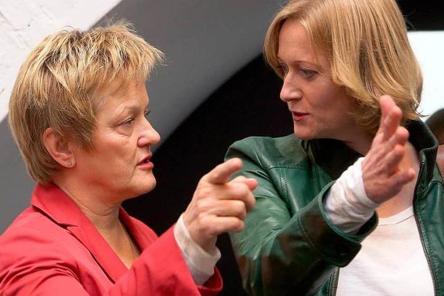 Andreae unterliegt – Göring-Eckardt führt Fraktion