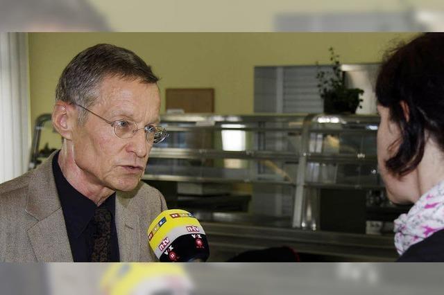 Ermittlungen zu Blötschers Waffe und Unterkünften laufen noch