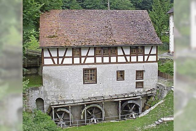 Führungen durch die Mühle