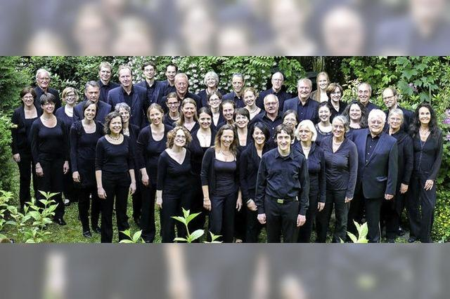 Freiburger Kammerchor und Elztal-Sinfonietta präsentieren das Requiem von Fauré