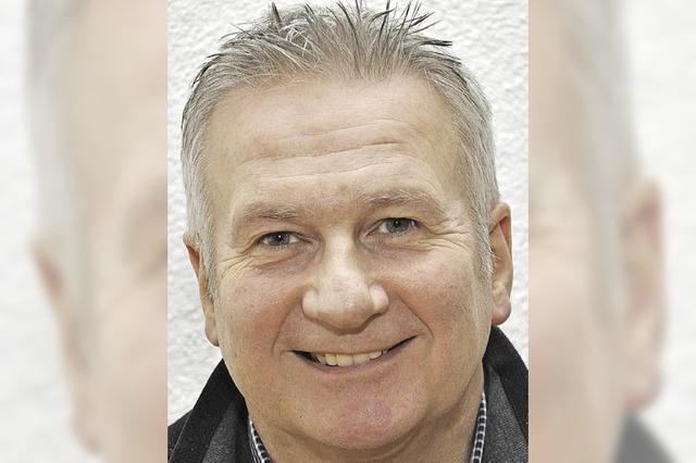 Klaus-Peter Klein will Chef der Narren am Oberrhein werden
