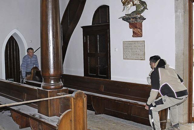 Mehrere Monate ohne Kirchenraum