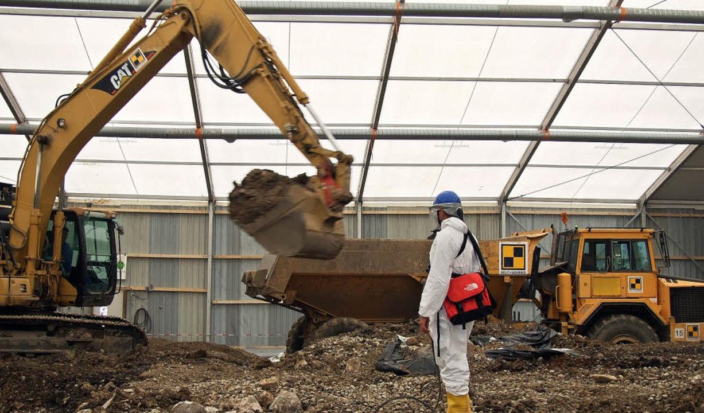 So sah es 2008 bei der Sanierung der H...mweltschützern nicht weit genug ging.   | Foto: Archiv Ch. Spangenberg