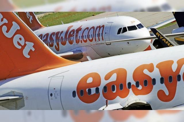 Easyjet baut am Euro-Airport aus