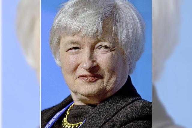 Janet Yellen- analytisch brilliant und bedachtsam