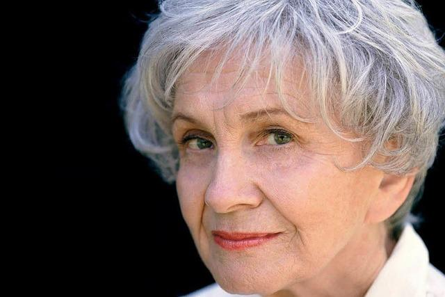 Alice Munro erhält den Literaturnobelpreis