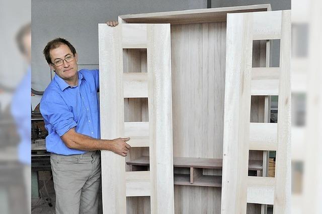 Individuelle Einzelstücke aus Holz