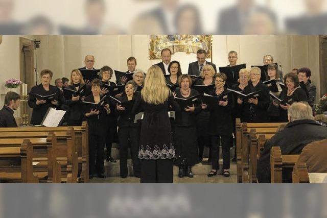 Der Cäcilienverein feiert Jubiläum