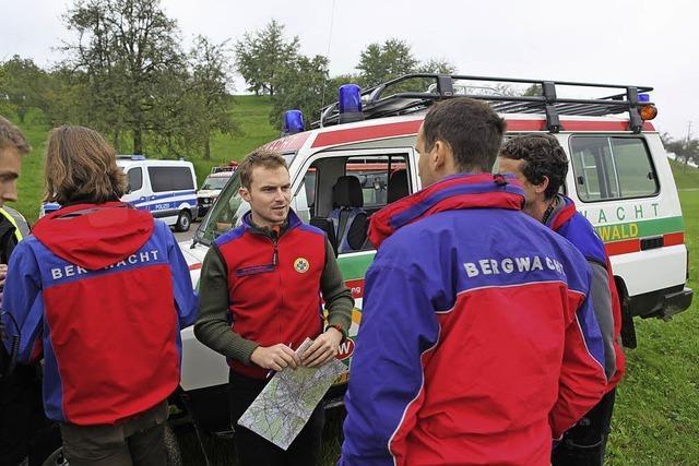 Suchaktion in Heuweiler blieb bisher erfolglos