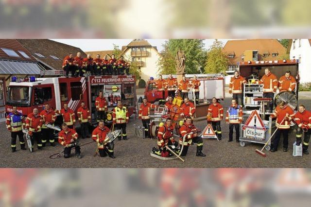 Herbstfest bei der Feuerwehr Umkirch