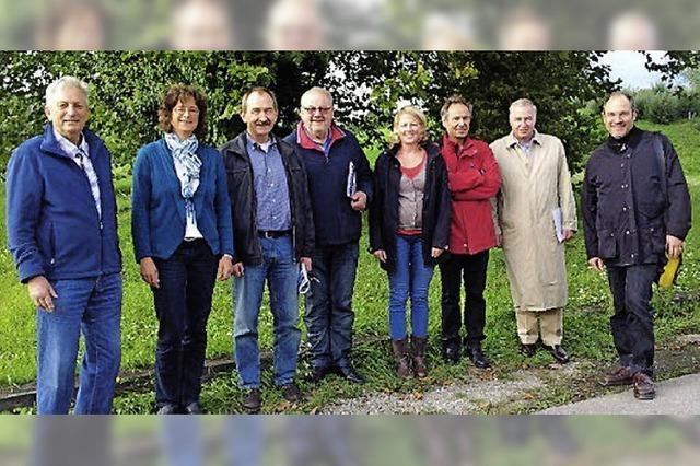 Landwirte, Naturschützer und Behörden kooperieren