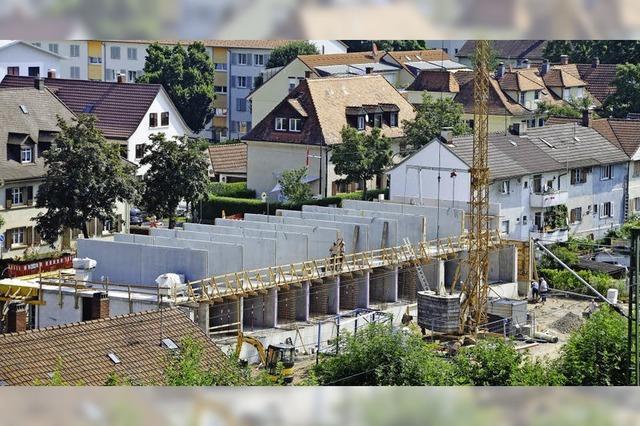CDU fordert sozialen Wohnungsbau