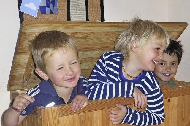Blicke aufs Kinderleben