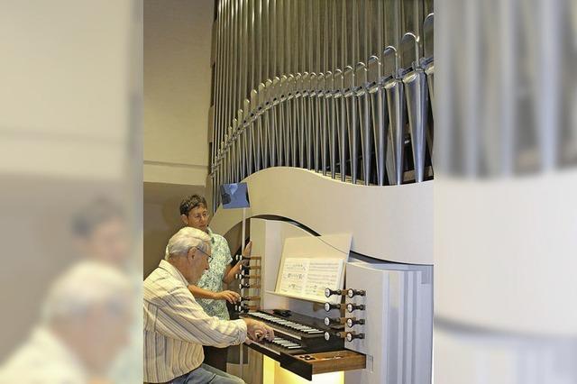 Benefizkonzert für die Orgel