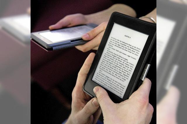 Meine E-Books, deine E-Books