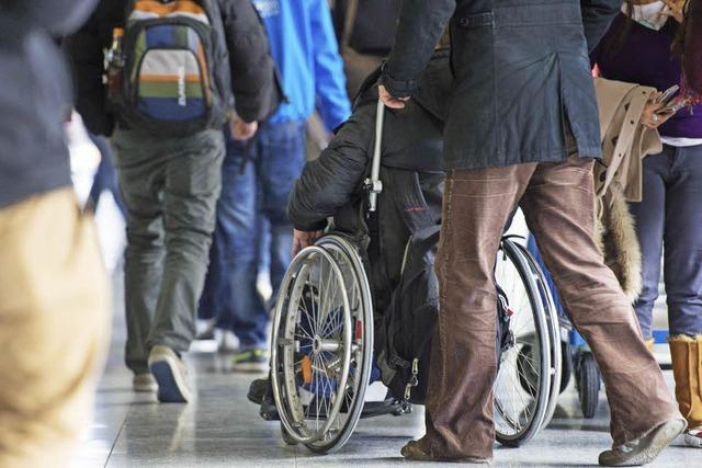 Behindertenbeirat hat 2014 viel vor