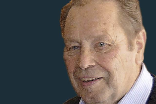 VdK trauert um Helmut Fuchs