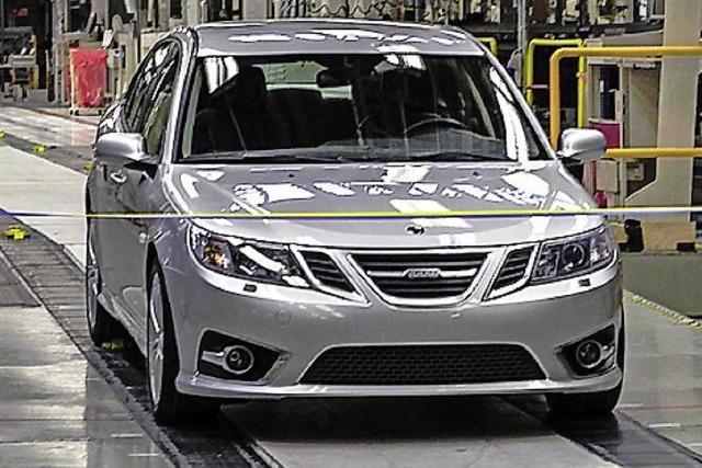 Neustart für Saab