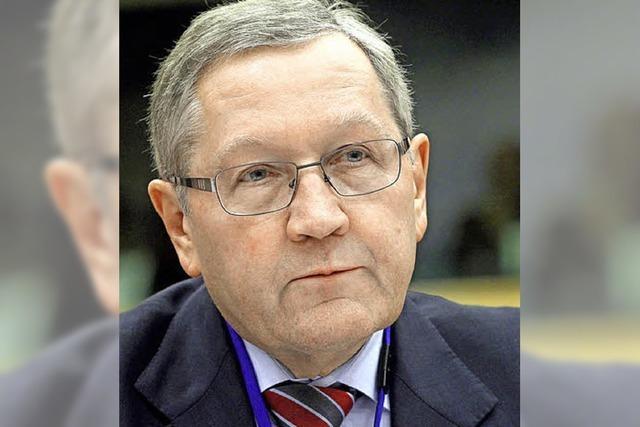 Klaus Regling: Investoren haben wieder Vertrauen