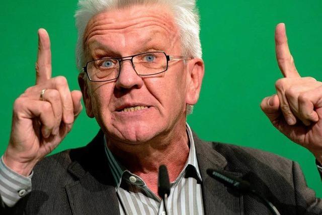 Kretschmanns nüchterne Bundesrats-Bilanz